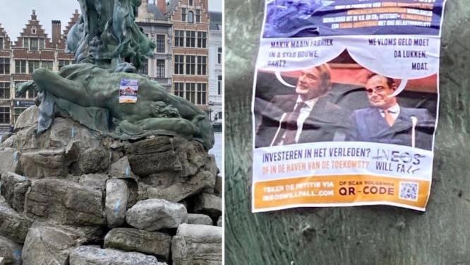 """De Wever kwaad op activisten van Ineos Will Fall: """"Jobs en welvaart zijn vieze woorden voor deze verwende jongeren"""""""