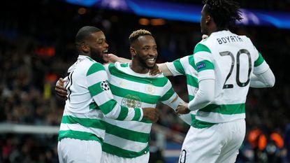 MULTILIVE CL: Celtic verrast in Parijs met snelste goal ooit, Neymar reageert meteen met gelijkmaker