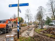 Riethoven ligt overhoop: werk Dorpsplein begin/medio december klaar