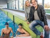 Offers voor zwemtalent: familie Van der Pal verhuist voor tienden van een seconde