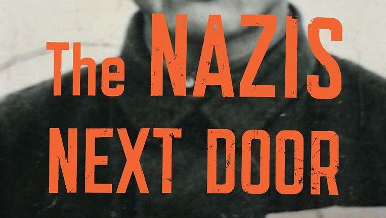Cover van The Nazis next door. Beeld Meulenhoff