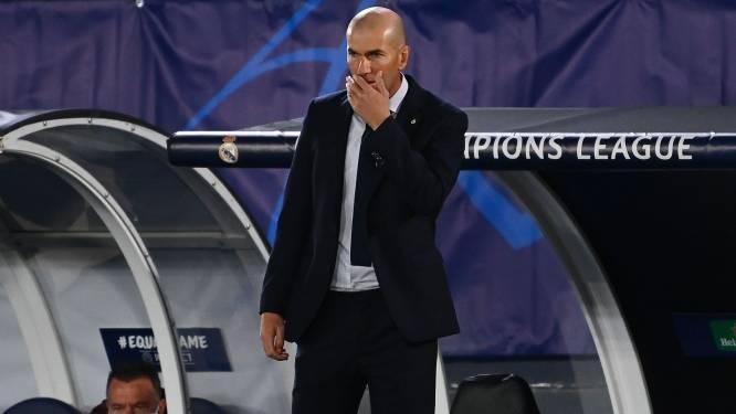 """Real Madrid in crisis naar Camp Nou, moet Zidane vrezen voor zijn job? """"Ik ga niet eens proberen om die berichtgeving te ontkennen"""""""