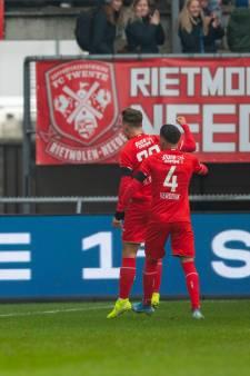 FC Twente kan voorsprong niet vasthouden en verliest van Ajax