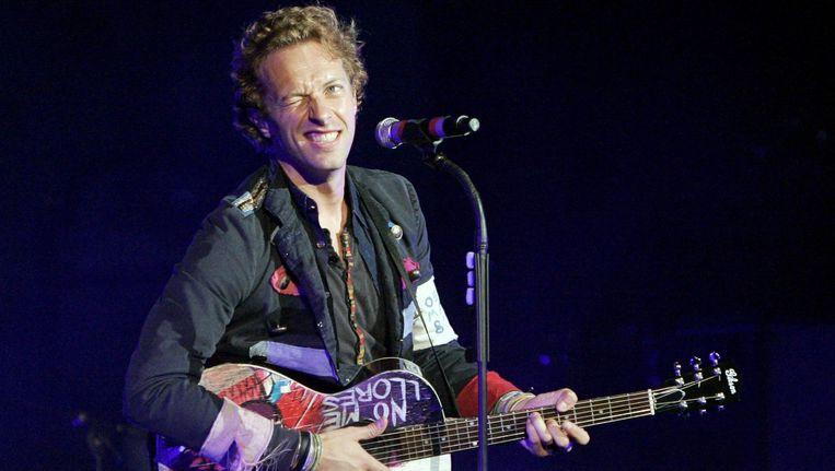 Coldplay was de populairste band van 2014 volgens de gebruikers van Spotify.