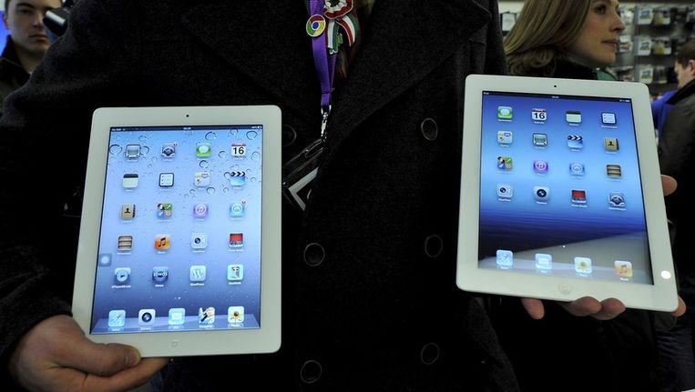 De iPad van Apple is veruit de populairste tablet.