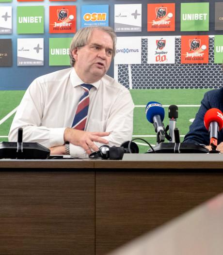 Commissie stelt interne code op voor Belgische profclubs