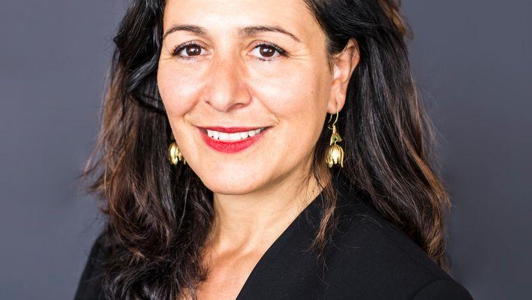 Touria Meliani Beeld Eva Plevier
