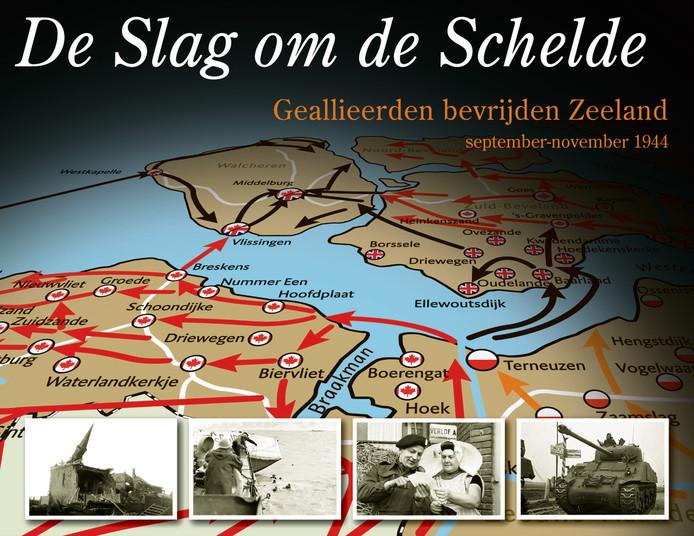 De Slag om de Schelde kostte 150 inwoners en 7500 soldaten het leven op Borsels grondgebied.