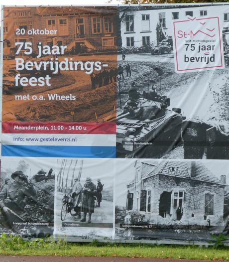 Klaar voor het bevrijdingsfeest in Sint-Michielsgestel
