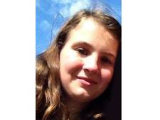 Amber de Kort (15) uit Breda vermist