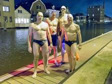 NK IJszwemmen: Triathlon Team Bodegraven pakt zilver