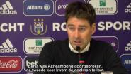 """""""Anderlecht krijgt sneller penalty's tegen"""", vindt Weiler"""