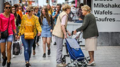 Hasseltse senioren gaan op pad om  leeftijdsgenoten te bevragen