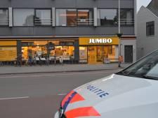 Medewerker Jumbo in Tilburg mishandeld tijdens overval