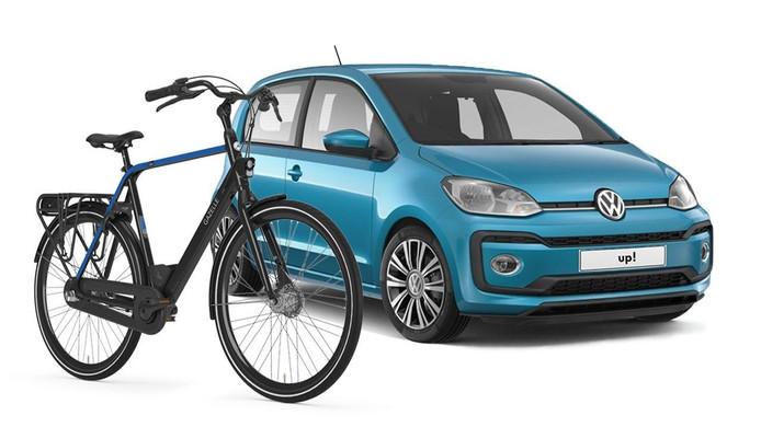 'Pak eens wat vaker de fiets': in Frankrijk moet dit soort boodschappen binnenkort verplicht worden vermeld op autoreclames.