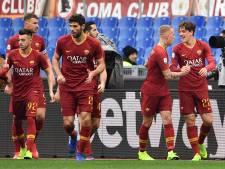AS Roma met Karsdorp en Kluivert langs Torino