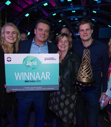 BOV-Trofee: HBL Online, KTBA en Kivits Drunen zijn genomineerd