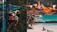 Belgisch koppel maakt van reizen fulltime job en laat iedereen meegenieten met adembenemende foto's
