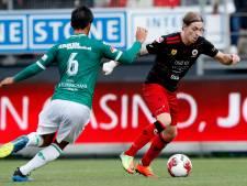 Excelsior komt goed weg tegen hekkensluiter FC Dordrecht