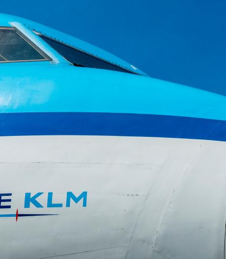 KLM kondigt bezuinigingsmaatregelen aan wegens coronavirus