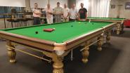 Je kan opnieuw snookeren in Veurne