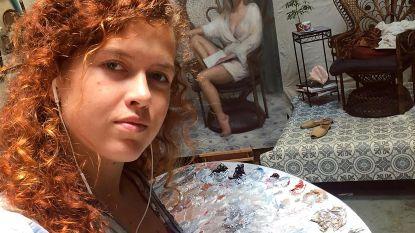 """Ellen Marie, dochter van Anne De Baetzelier: """"Já, ik ben prettig gestoord"""""""