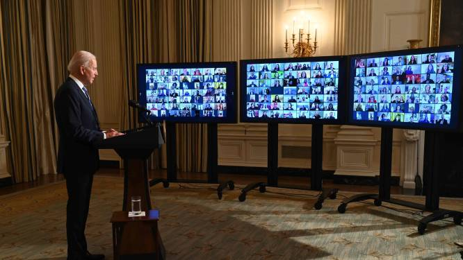 Biden dreigt Witte Huis-medewerkers met ontslag als ze elkaar niet met respect behandelen