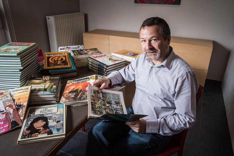Johan Deckmyn van Vlaams Belang hoopt op centrum-rechtse meerderheid