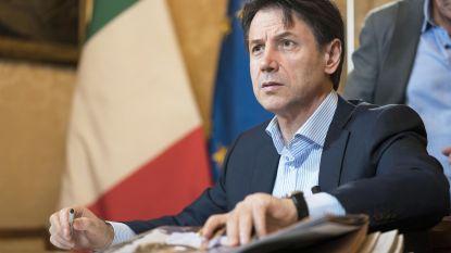 Leden Italiaanse Vijfsterrenbeweging kunnen online stemmen over coalitie met vroegere aartsvijand