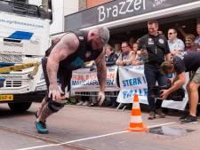 'Sterke mannen' zaterdag in Doetinchem