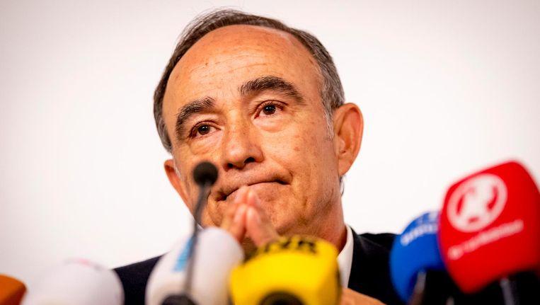 Julio Poch keerde 29 november terug naar Nederland. Beeld ANP