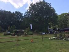 Paarden rijden publiek in bij menmarathon Hellendoorn: 3 gewonden