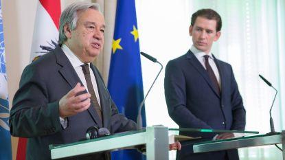 Secretaris-generaal VN verdedigt nucleair akkoord met Iran