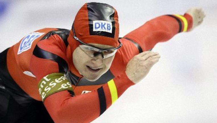 Jenny Wolf heeft wereldrecord op de 500 meter aangescherpt. Foto ANP Beeld