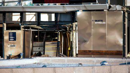 Gerichte explosie bij pand Deense belastingdienst: veel schade, geen gewonden