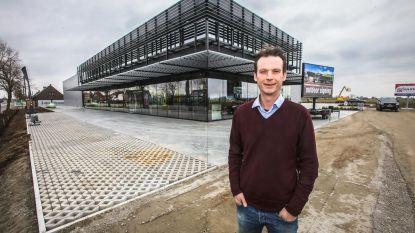 Eerste van 50 bedrijven in nieuwe industriezone