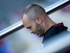 Barça zonder Iniesta in return Supercup