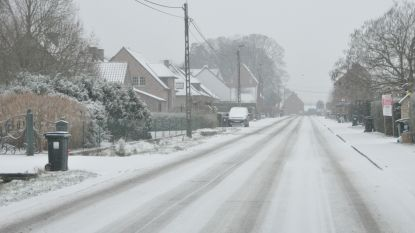 Gemeenten in de Vlaamse Ardennen waren goed voorbereid op winterprik: gladde wegen overal met strooizout bestreden