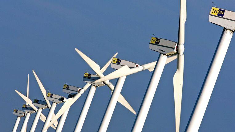 Windmolens van Nuon Beeld ANP XTRA