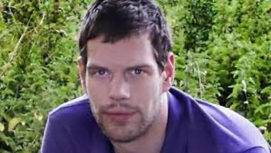 Rijsbergenaar Mark van Dongen vóórdat hij ernstig verminkt raakte door zwavelzuur dat over hem heen werd gegooird.