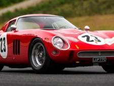Prijzen voor klassieke auto's gaan over de kop