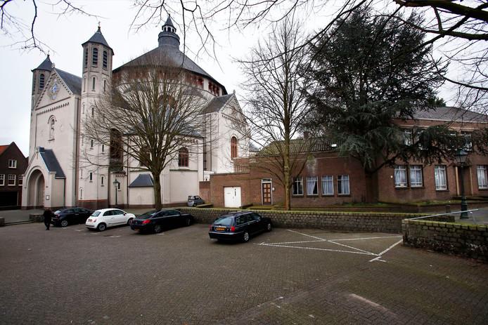 De Sint Cathrien aan de Kruisbroedershof,