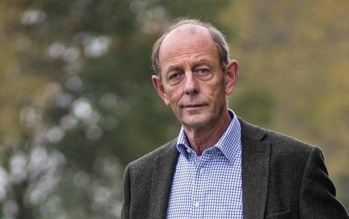 Guus Wesselink, ex-rechercheur, ex-politiechef en ex-directeur Stichting Meld Misdaad Anoniem en Stichting Aanpak Voertuigcriminaliteit.