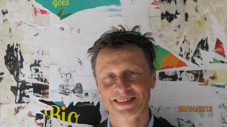 Leo Kwarten. Beeld -