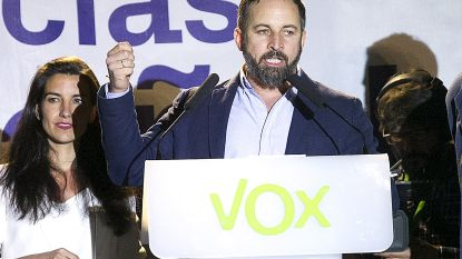 Links noch rechts haalt meerderheid in Spanje