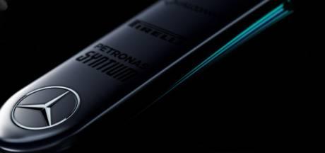 Mercedes toont sneak peek van nieuwe auto