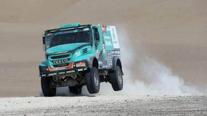 Landgenoot Willemsen wint zevende rit bij de trucks in Dakar