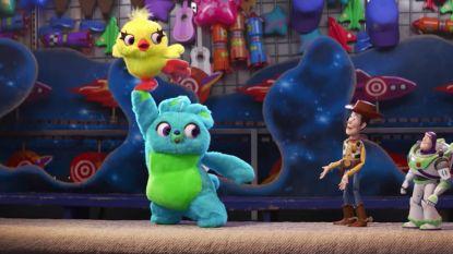 'Toy Story 4' stelt nog twee nieuwe personages voor in extra trailer