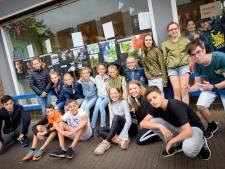 Leerlingen exposeren samen in Asten: Voedselfoto's met een verhaal