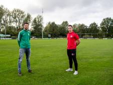 Geen duizenden toeschouwers bij derby in Nijverdal, maar blijft toch speciaal